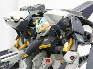 1/144 HGUC ギャプラン TR-5 フライルー その4 肩部、腕部